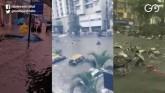 Torrential Rains Halt Mumbai's Speed: Water Enters