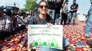 Gurugram Fights For Clean Air