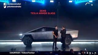 Elon Musk Unveils Tesla's First Electric Truck