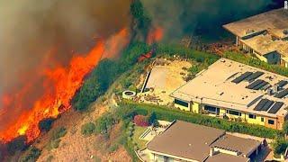 Wildfires Wreak Havoc In California