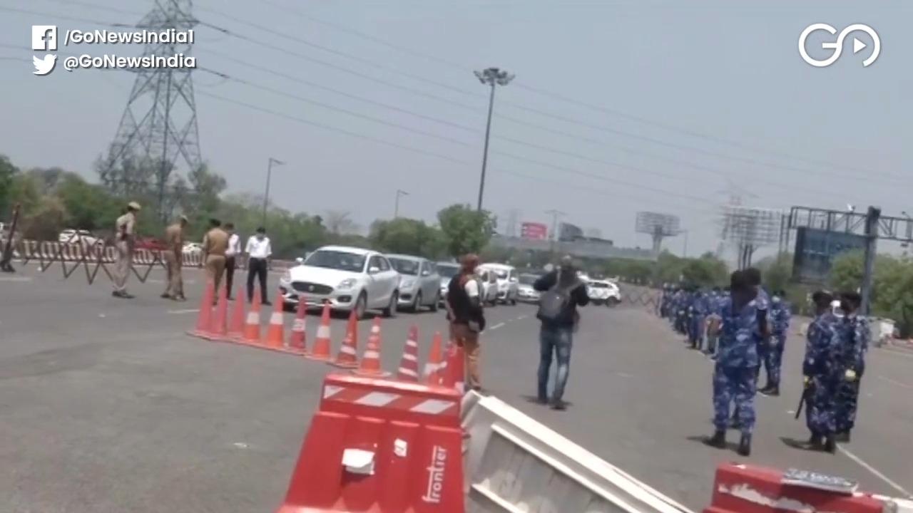 Delhi-Noida Border Sealed, No Passage Without Pass
