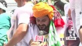Youth Congress Workers March Towards Parliament Pr