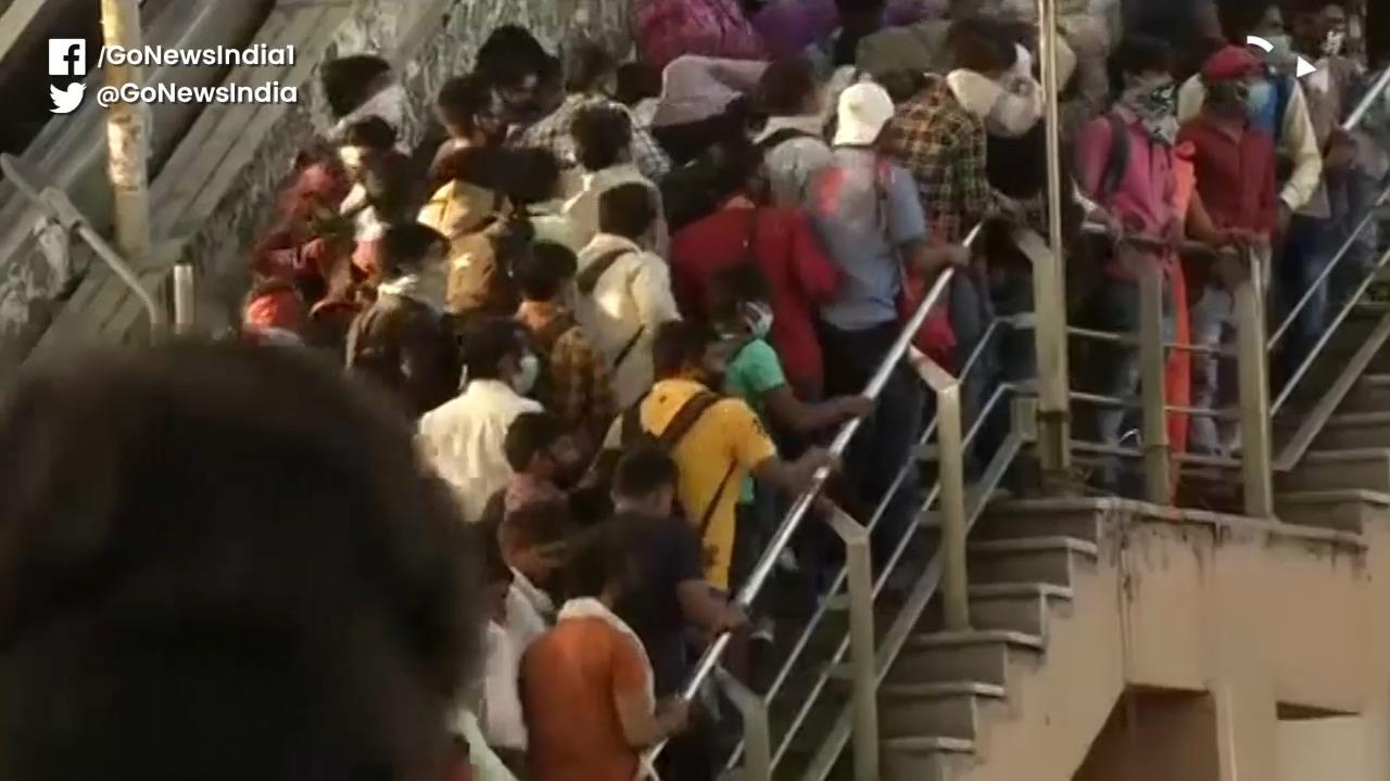 Hundreds Of Nepal Citizens Stranded On Indo-Nepal