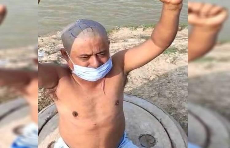 Varanasi: Main Accused Who Tonsured Nepalese Man S