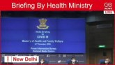 Briefing By Health Ministry