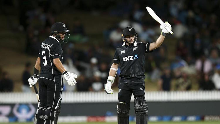New Zealand Beat India By 4 Wickets In 1st ODI In
