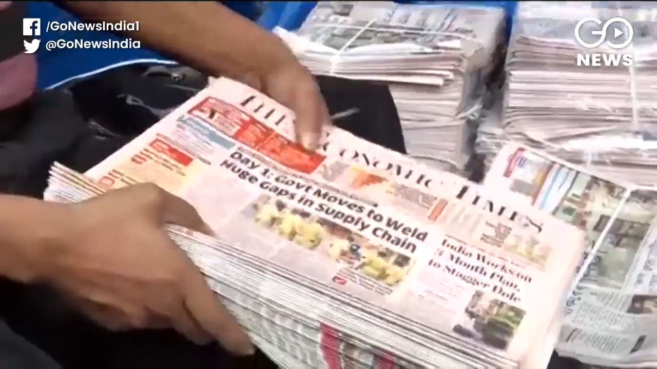 Newspaper Circulation Down By 80% During Lockdown