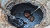 States Lying About Ending Manual Scavenging, Says
