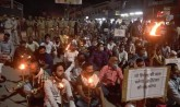 UP: Power Employees Boycott Work In Protest Agains