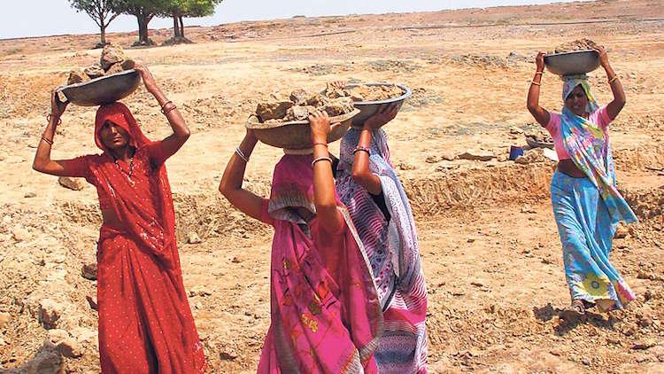MGNREGA Employment Figures Hit Dismal Low
