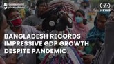 Bangladesh Records Impressive GDP Growth Despite P