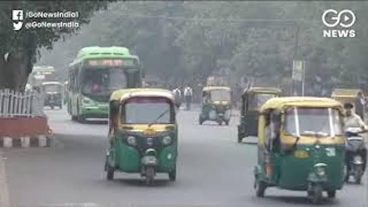 A Week Of Odd-even In Delhi