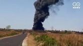 Baghjan Oil Field Operating Sans Environmental Cle