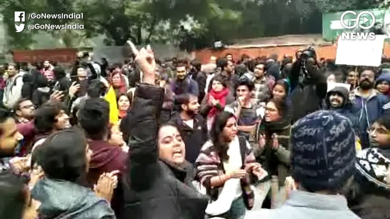 Ground Report: Peaceful Protest At Delhi's Jantar