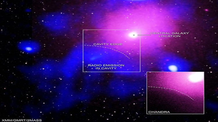 Astronomers Detect Biggest Explosion In The Histor