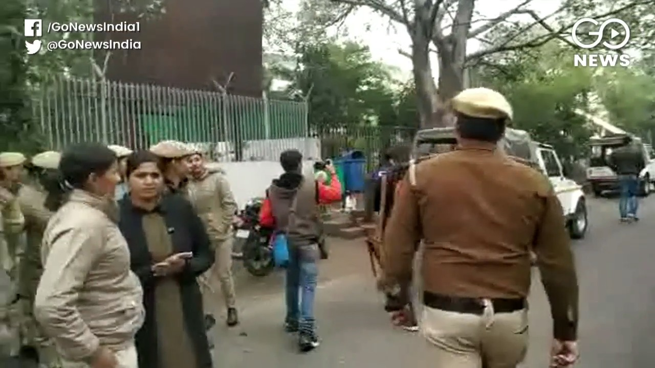 Delhi: Anti-CAA Protesters Detained Outside UP Bha