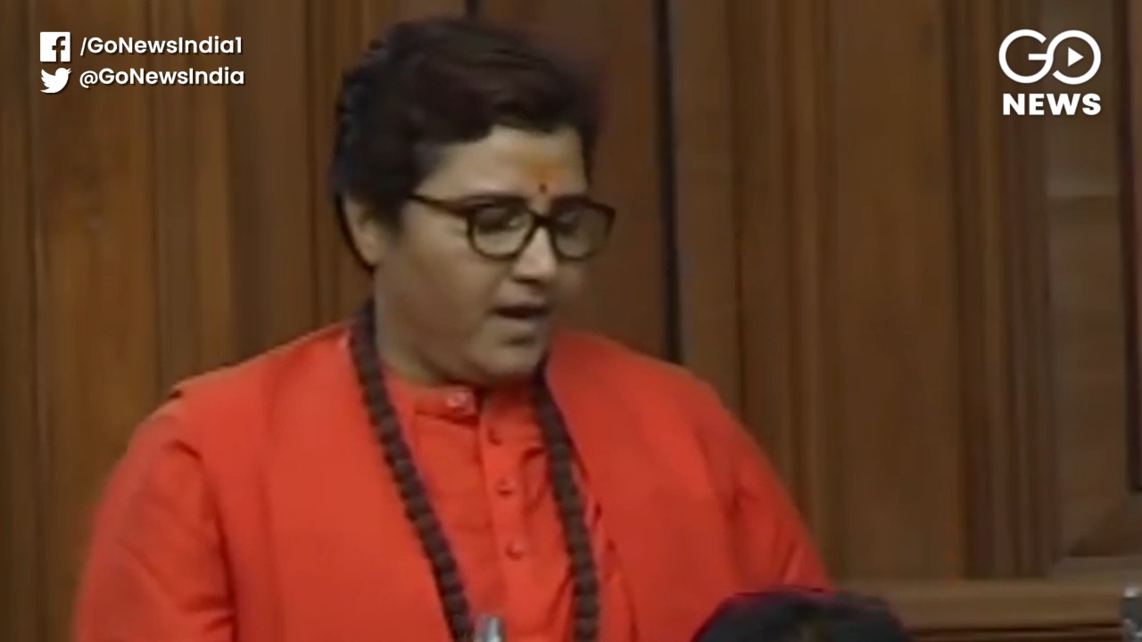 Pragya Thakur Chucked Out From Parliamentary Defen