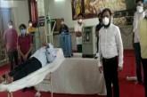 Delhi: RWA launches oxygen constructor machine, re