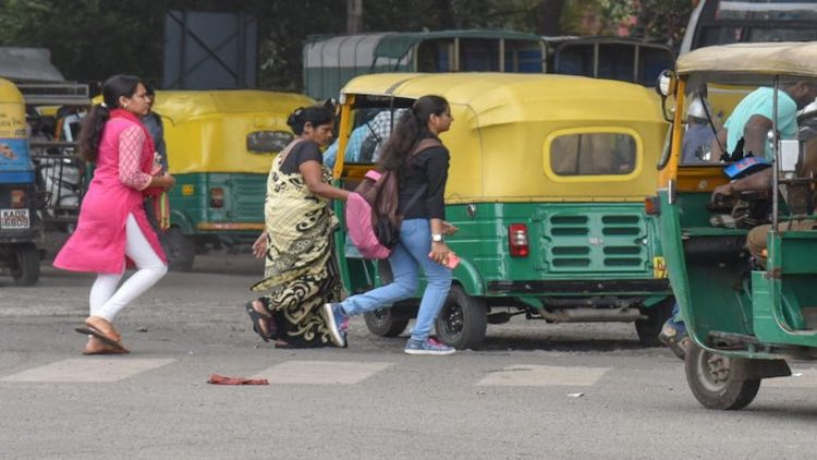 Road Accidents: 62 Pedestrians Lose Their Lives Ev