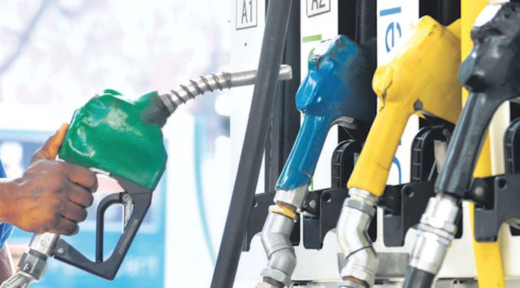 Petrol became costlier by Rs 8.30 and diesel by 9.