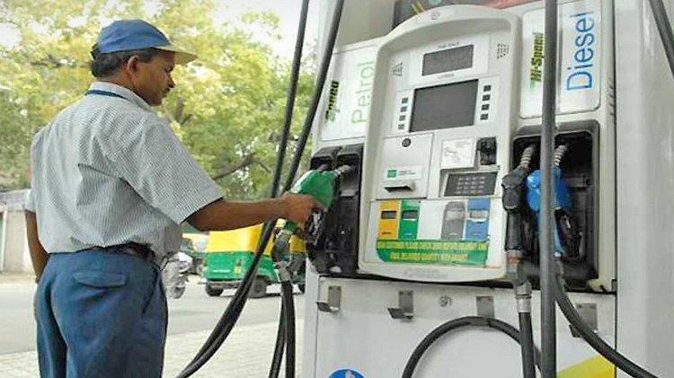 Petrol-diesel prices increased on 12th day, diesel