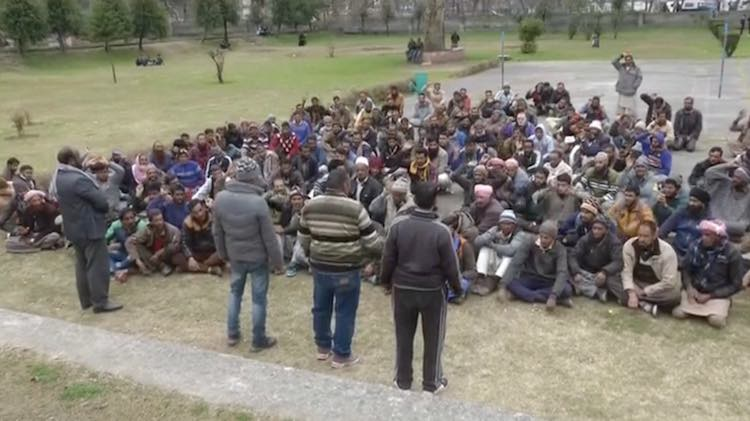 Jammu: PHE Workers Continue Strike For Sixth Day
