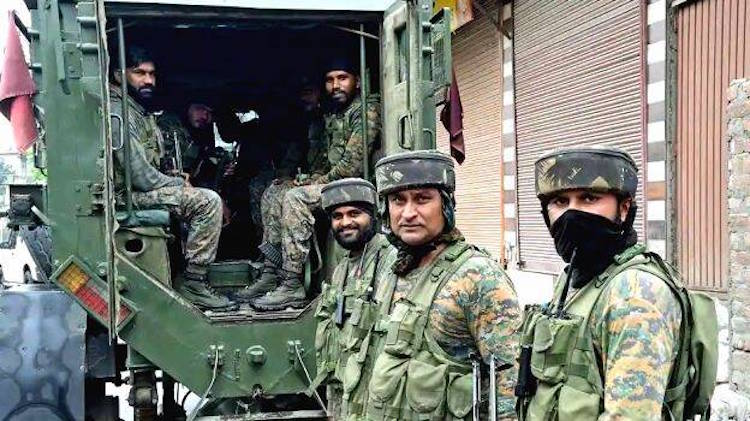 Centre Withdraws 10,000 Paramilitary Troops From J