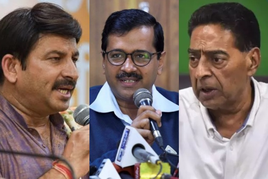 Delhi Election: Last Date To Withdraw Nominations;