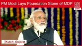 LIVE: PM Modi Lays Foundation Stone Of Development