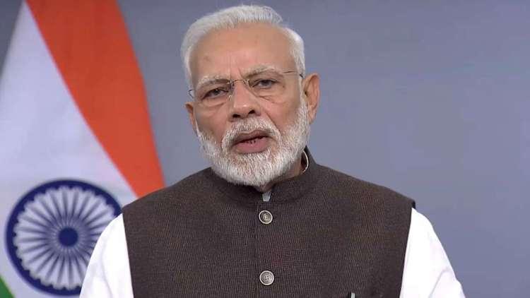 PM's 'gift' to trolls on New Year, pm modi Followe