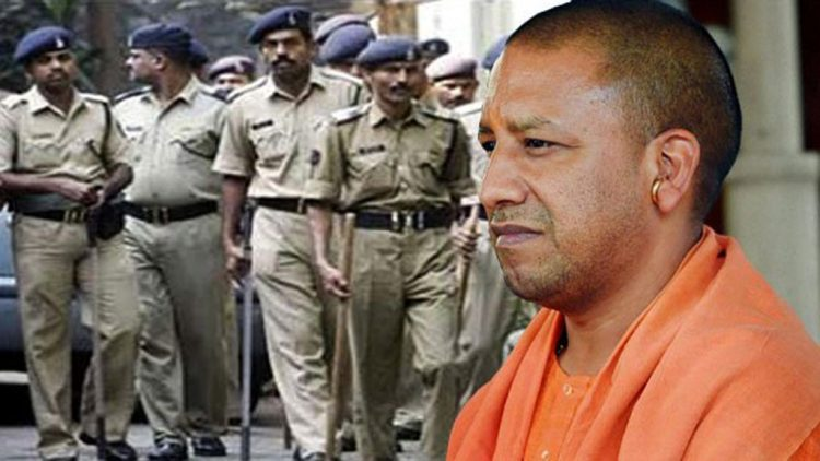 UP: Congress Attacks Yogi Govt As Hindu Monk Found
