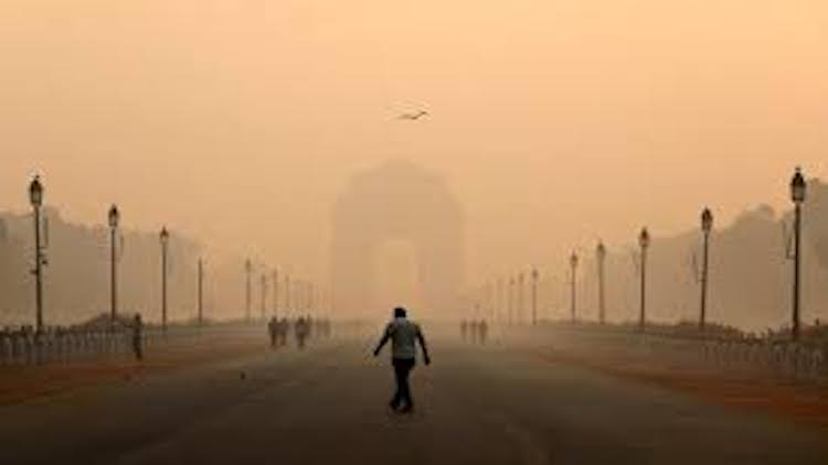 Air Pollution Touches 'Severe' Level In Delhi-NCR
