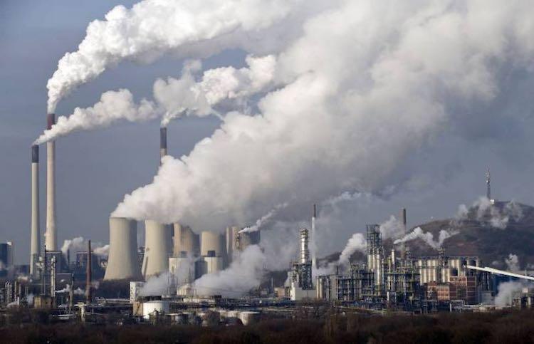 India Largest Emitter Of Sulphur Dioxide