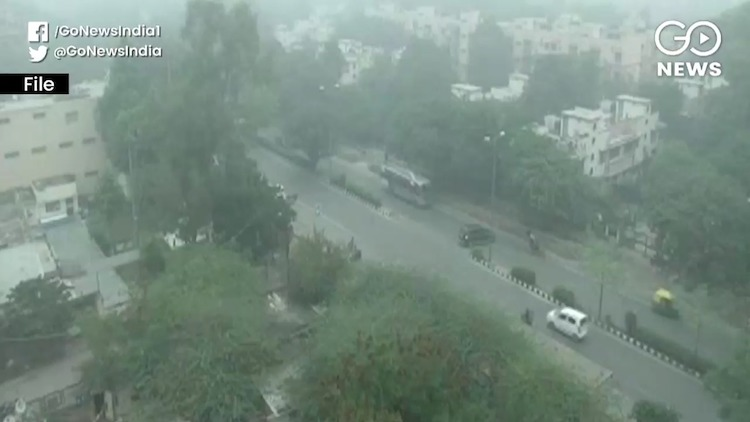 Air Quality Declines In Delhi NCR