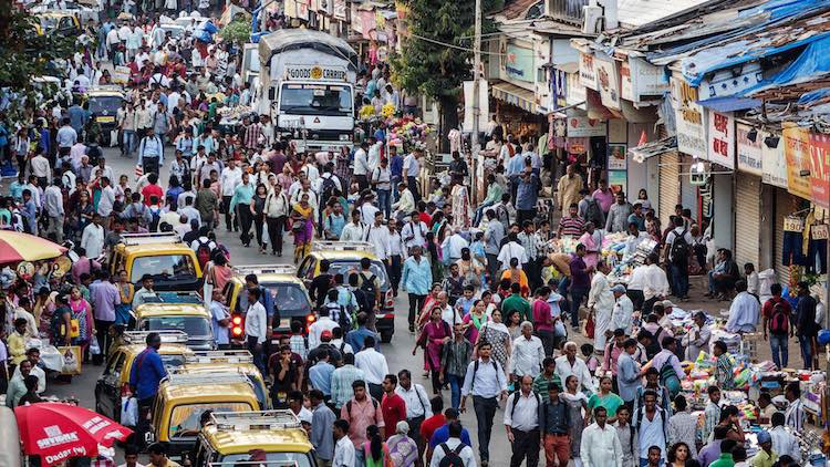 India's Population Stabilising As Fertility Rate D