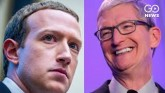 Apple, Facebook Combined Market Value Exceeds Indi