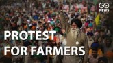 Farmers' Protest: Support Pours In From Foreign Sh