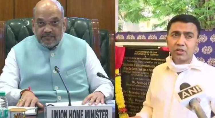 Goa demanded extension of lockdown for 15 days, CM