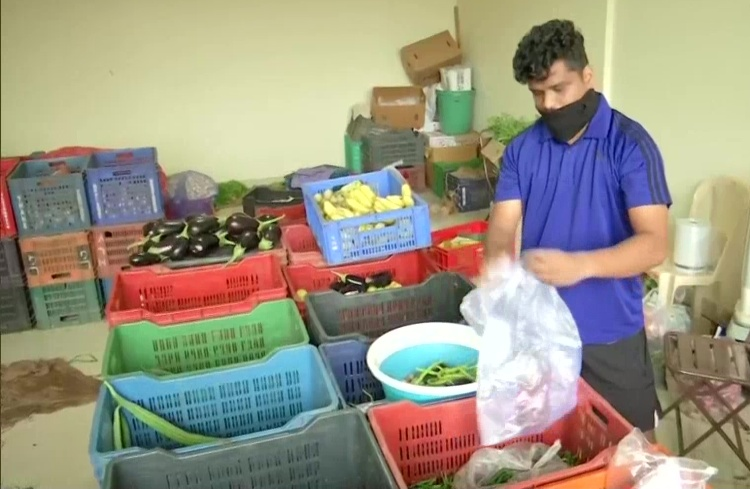Mumbai: Football Coach Now Sells Vegetables After