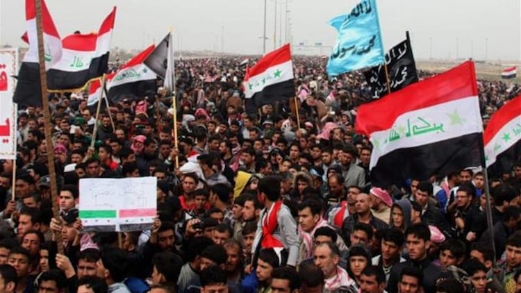 Death Toll Mounts As Iraq Protests Continue