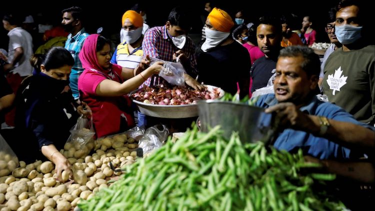 Punjab: Supply Shortage Of Vegetables, Medicines D