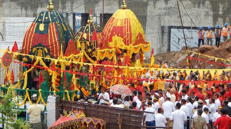 'Lord Jagannath Won't Forgive If We Allow This': S