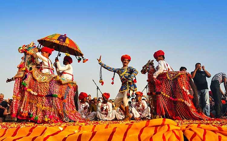 Pushkar Mela Begins With Fanfare