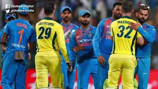 Stage Set For Tuesday's Ind Vs Aus ODI At Wankhede
