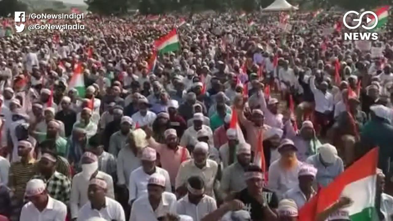 Pro-CAA Meet By Muslim Body In Delhi Stormed By Pr