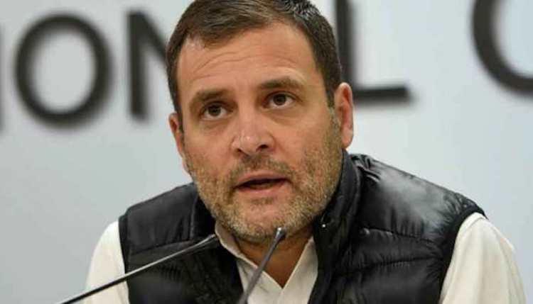 Rahul Takes Jibe At PM's Social Media Detox Announ