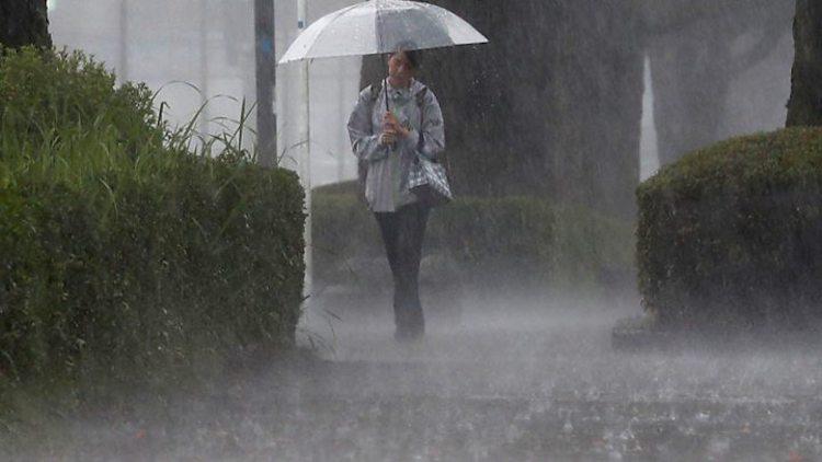 Several States Under Heavy Rain Alert