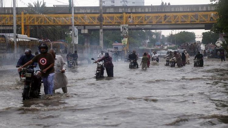 2,155 Dead Due To Rainfall & Floods Across The Cou