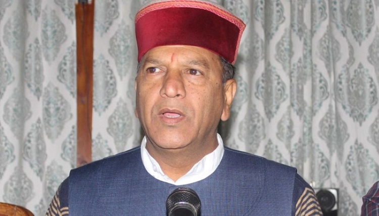 Himachal Pradesh BJP Rajiv Bindal Chief Resigns Ov