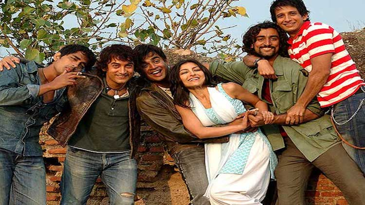 Rang De Basanti Cast Add Voice To Anti-CAA Protest